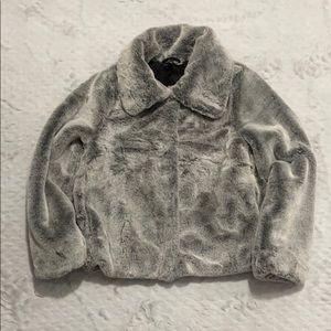 Super soft fur jacket 🧥